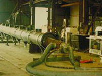 Combustion Heat Treatment